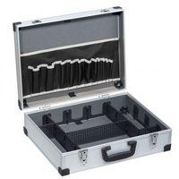 Walizki na narzędzia, Walizki na narzędzia AluPlus Basic 44, srebrny