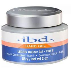 ibd LED/UV BUILDER GEL PINK II Budujący żel LED/UV do paznokci (różowy) - 56 G.