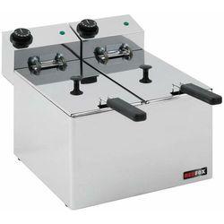 Frytownica elektryczna | 2x5L | 4200W | 360x420x(H)300mm