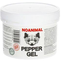 Mocny odstraszacz na kuny, lisy, krety, ptaki, koty, psy. Żel odstraszający kuny Pepper Gel 330ml.