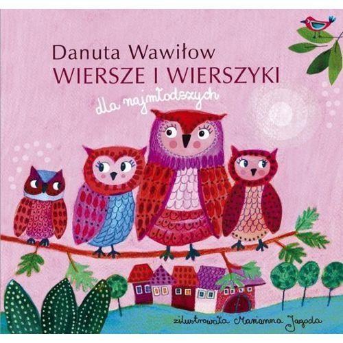 Książki dla dzieci, Wiersze i wierszyki dla najmłodszych. Danuta Wawiłow