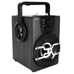 Głośnik bluetooth Media tech BOOMBOX PRO MT3159 kolor czarny