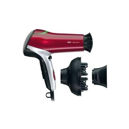 Suszarki do włosów, Braun HD 770