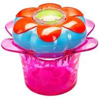 Grzebienie i szczotki, TANGLE TEEZER Magic Flowerpot Popping Purple szczotka do włosów dla dzieci 3+