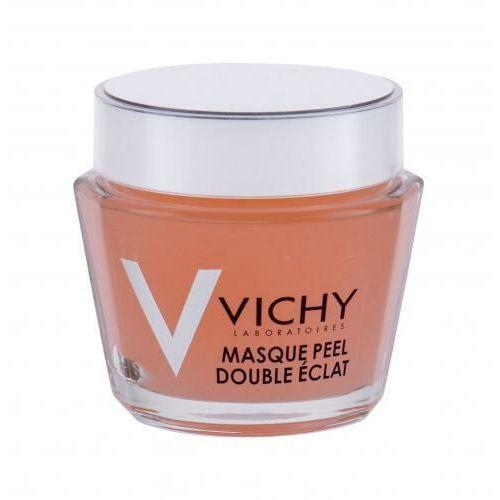 Maseczki do twarzy, Vichy Double Glow Peel Mask maseczka do twarzy 75 ml dla kobiet