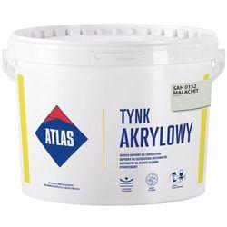 Tynk akrylowy Atlas SAH 0152 malachit 25 kg