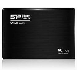 SSD SLIM S60 60GB 2,5 SATA3 550/500MB/s 7mm