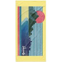 Ręczniki, ręcznik GRIZZLY - View From The Bu Towel Yellow (YELL) rozmiar: OS