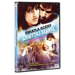 Światła sceny: chwytaj szansę (DVD) - Steven Jacobson DARMOWA DOSTAWA KIOSK RUCHU