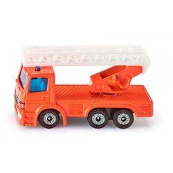 Siku 10 - Wóz strażacki z drabiną