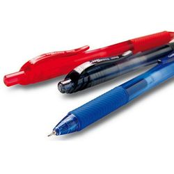 Cienkopis kulkowy Pentel Energel BLN105 niebieski