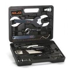 XLC TO-S61 walizka serwisowa narzędzia rowerowe 33 elementy