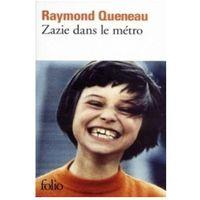 Książki do nauki języka, Zazie dans le metro (opr. miękka)
