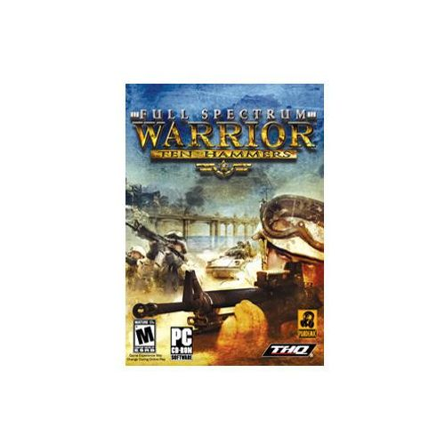 Gry na PC, Full Spectrum Warrior Ten Hammers (PC)