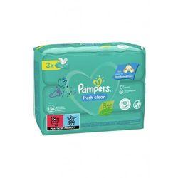 Chusteczki mokre Pampers 156szt 5O41HD Oferta ważna tylko do 2031-09-23