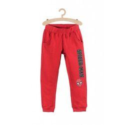 Spodnie chłopięce dresowe Spiderman 2M37A7 Oferta ważna tylko do 2022-09-22