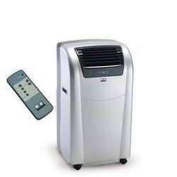 Klimatyzator przenośny Remko RKL 300 S-line - kolor srebrny - wydajność 25 - 30 m2