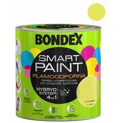 Farba hybrydowa Bondex Smart Paint czy to pigwa 2,5 l