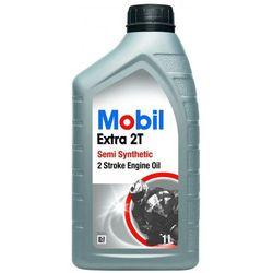 MOB2T1 OLEJ MOBIL EXTRA 2T 1L SEMI.MOTOCYKLE RAVENOL