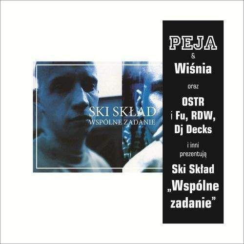 Hip Hop, RnB i rap, Wspólne Zadanie - Ski SkŁad (Płyta CD)