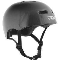 Ochraniacze na ciało, kask TSG - Skate/Bmx Injected Color Injected Black (151) rozmiar: S/M
