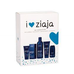 Ziaja Men zestaw Żel pod prysznic 3w1 300 ml + Nawilżający krem SPF6 50 ml + Balsam po goleniu 75 ml + Antyperspirant 60 ml dla mężczyzn