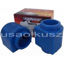 Tuleje gumy przedniego drążka stabilizatora 34mm GMC Envoy 2004-2009