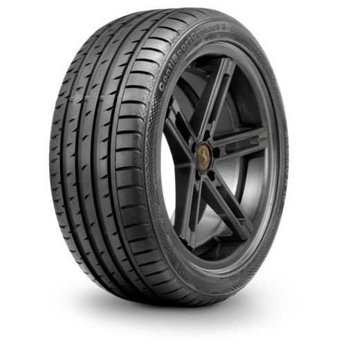 Opony letnie, Continental ContiSportContact 3 245/50 R18 100 Y