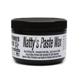 Poorboy's - Natty's Paste Wax Black 235ml