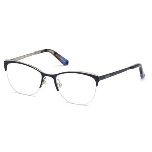 Okulary korekcyjne, Okulary Korekcyjne Guess GU 2642 091