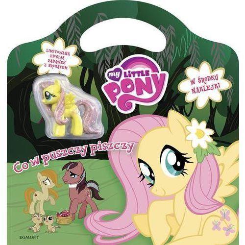 Bajki, My Little Pony Co w puszczy piszczy - Jeśli zamówisz do 14:00, wyślemy tego samego dnia. Dostawa, już od 4,90 zł.