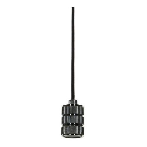 Lampy sufitowe, Lampa wisząca Millenia 1 x 60 W E27 shiny black