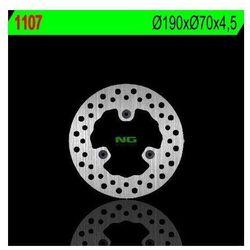 NG1107 TARCZA HAMULCOWA APRILIA 125/200/250/300/500 ATLANTIC (190X70X4,5) (3X8,5MM)