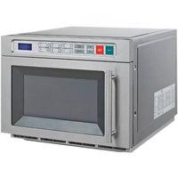 Kuchenki mikrofalowe gastronomiczne, Kuchenka mikrofalowa 1,8 kW, elektroniczna | STALGAST, 775019