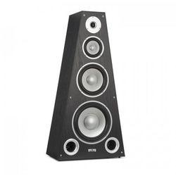 auna SP-800 wieża hi-fi 4-drożna piramida 330 W czarna