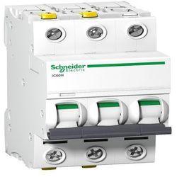 Wyłącznik nadprądowy 3P C 32A 10kA AC iC60H-C32-3 A9F07332 SCHNEIDER ELECTRIC