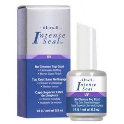 ibd INTENSE SEAL UV NO CLEANSE TOP COAT Żel nabłyszczający UV bez przemywania
