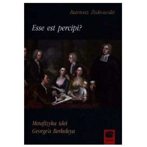 Filozofia, Esse est percipi? (opr. twarda)