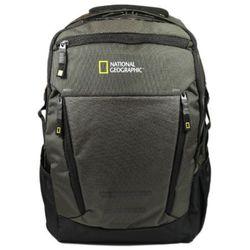 "National Geographic TRAIL plecak miejski na laptopa 15,6"" / RFID / khaki - Khaki"