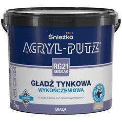 Gotowa gładź tynkowa Acryl Putz RG 21 Regular 5 kg