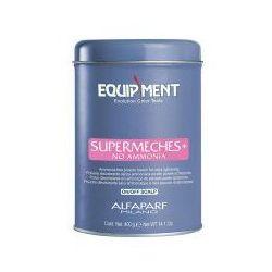 Alfaparf Equipments, rozjaśniacz Supermeches No Ammonia, 400g