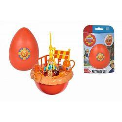 Strażak Sam Zestaw ratunkowy jajko, Norman