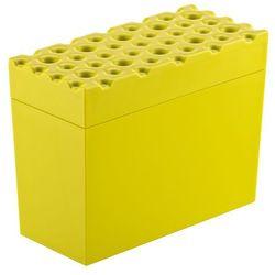 Pojemnik na pieczywo chrupkie BRoD limonkowy - Koziol