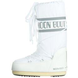 Moon Boot MB Nylon Śniegowce Biały 23-26 Przy zakupie powyżej 150 zł darmowa dostawa.