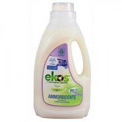 EKOS Zmiękczający płyn do płukania tkanin z dodatkiem olejku lawendowego 1 L