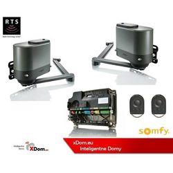 Nowość SOMFY 1216496 Axovia MULTIPRO 3S RTS 24V Standard pack (2 piloty 4-kanałowe Keygo)