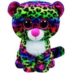 Meteor TY Beanie Boos Dotty - Kolorowy leopard, 24 cm