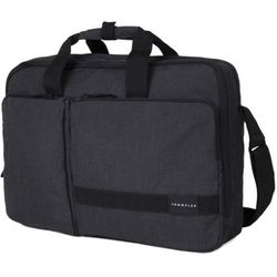 "CRUMPLER Shuttle Delight Business Torba naramienna laptop 15"" antracyt"