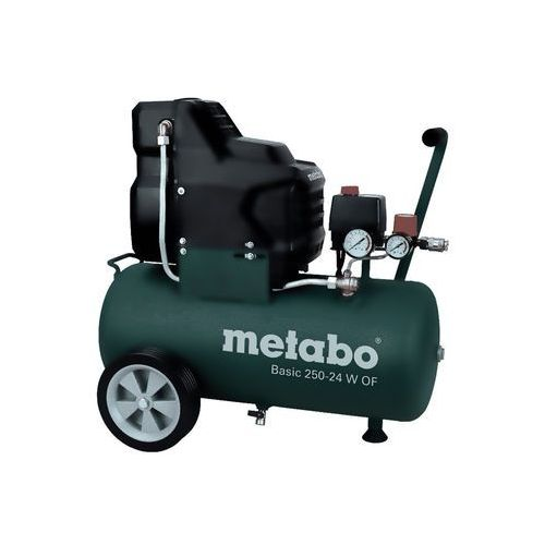Sprężarki i kompresory, Metabo Basic 250-24 W OF (6.01532.00)