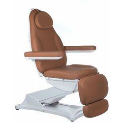 Elektryczny fotel kosmetyczny MODENA BD-8194 Brązowy